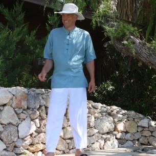 Pantalon été homme