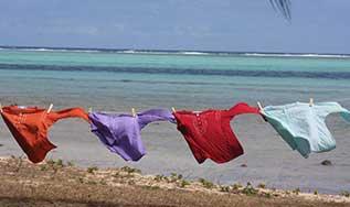 Tuniques couleur coton éthique