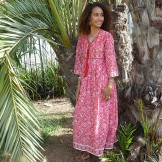 Maxi dress Katmandou