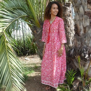 Maxi dress Katmandou - WOMEN - Tortue de Mer