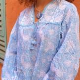 Tunique Goa en coton