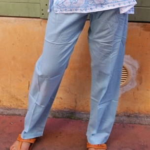 Cotton voile trousers - SAROUELS & TROUSERS - Tortue de Mer