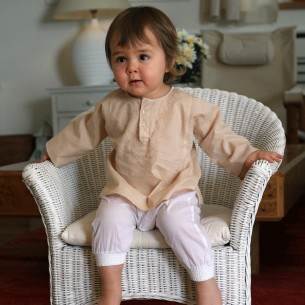tunique beige