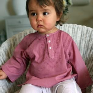 tunique bebe brodee