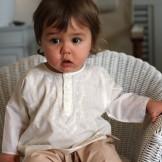 Tunique bébé fille