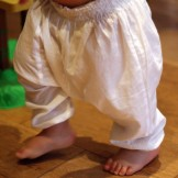 Sarouel bébé fille