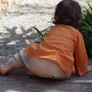 Cotton sarouel trousers - SAROUELS & TROUSERS - Tortue de Mer