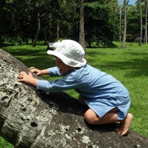 tunique longue enfant