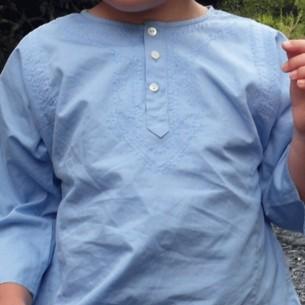 Cotton shirt - KAFTANS & TUNICS - Tortue de Mer