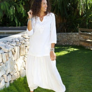 Sarouel trousers - SAROUELS & TROUSERS - Tortue de Mer