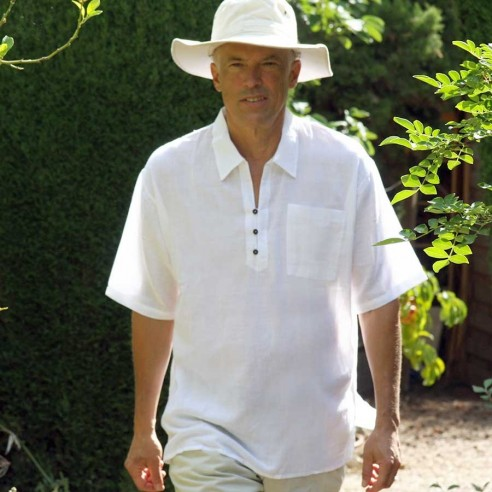 Classic collar shirt - MEN - Tortue de Mer