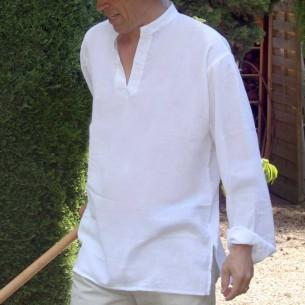 Kurta kaftan shirt - MEN - Tortue de Mer