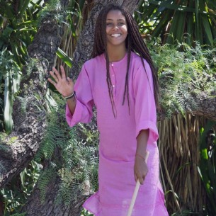 Bohemian tunic - TEEN GIRLS KAFTANS - Tortue de Mer