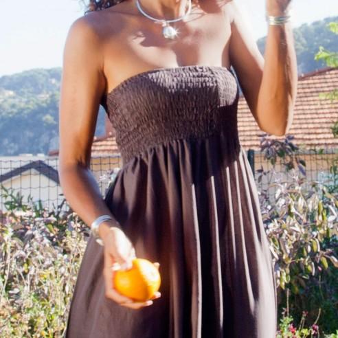 women sarouel trouser brown