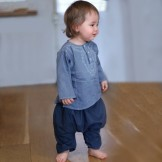 pantalon bébé été