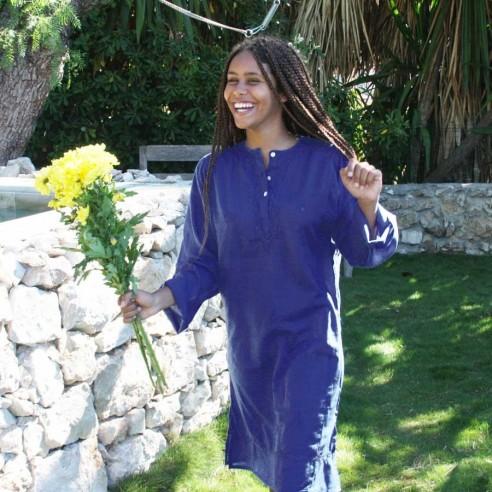 Bohemian tunic - TEEN GIRLS KAFTANS - Tortue de Mer