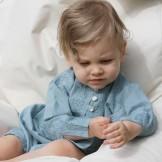tunique brodee bebe