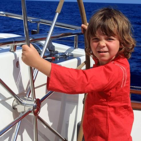 Tunique d'été brodée - TUNIQUES - Tortue de Mer