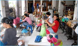 Commerce équitable - Entreprises familiales - Environnement